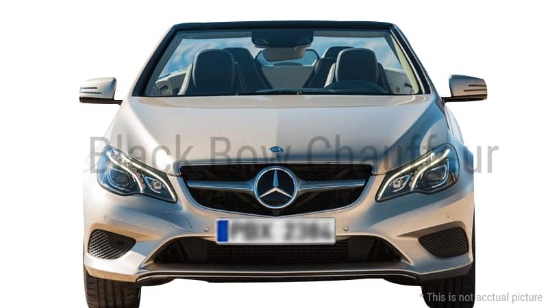 Hire Mercedes Benz E Class for luxurious transfer, Corporate transfers