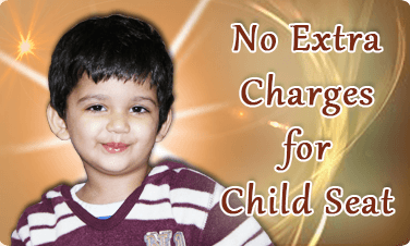 No extra charges for children